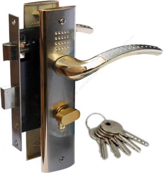 Дверной замочный набор RP-033-Z